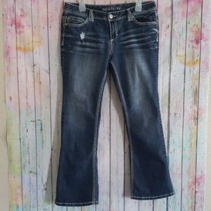 Maurices blue jeans
